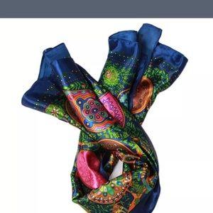 Accessories - Silk scarves